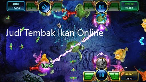 Game Ikan Online Terbaru